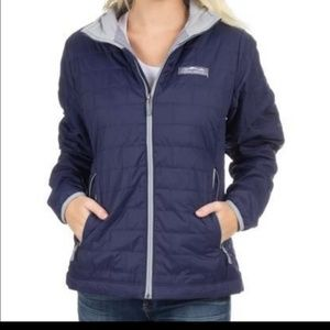 Lauren James puffer jacket medium